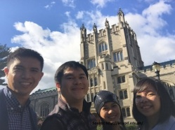 Asian Center Students Alumni Take Part in NYCAS 2015